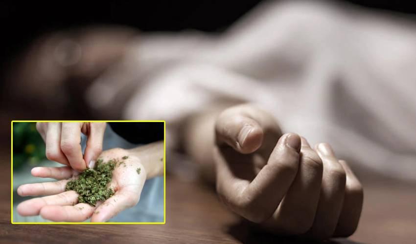 Cannabis : రాక్షసుడు..గంజాయికి రూ.50 ఇవ్వలేదని స్నేహితుడిని హత్యచేశాడు