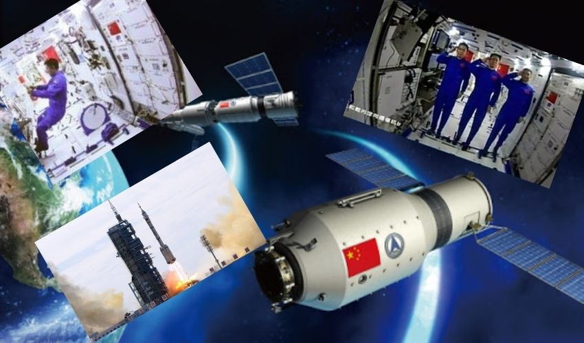 China Space Treatment : అంతరిక్షంలో క్యాన్సర్ చికిత్స..!ఒకేసారి 1000 ప్రయోగాలకు చైనా పక్కా ప్లాన్