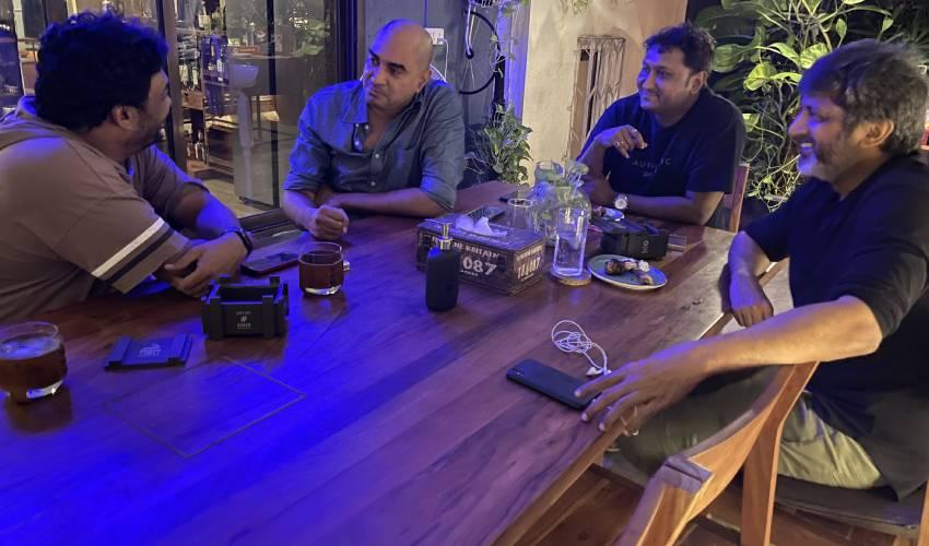 Directors Meeting : దర్శకులంతా ఒకే చోట చేరారు.. ఏం డిస్కస్ చేస్తున్నారబ్బా..!