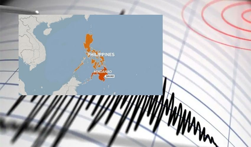 Earthquake : ఫిలిప్పీన్స్లో భారీ భూకంపం..రిక్కర్ స్కేలుపై 7.1 గా నమోదు