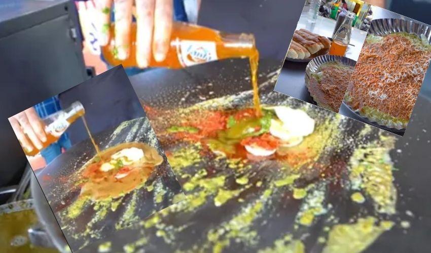 Fanta Omelette: ఫాంటా కూల్ డ్రింక్ తో ఆమ్లెట్ ..మీరెప్పుడైనా తిన్నారా..