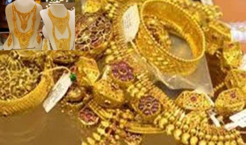 Gold Price : భారీగా పెరిగిన బంగారం ధర