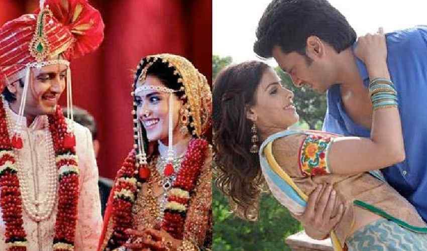 Actress Genelia : మా ఆయన 8 సార్లు నా కాళ్లు పట్టుకున్నాడు-జెనీలియా