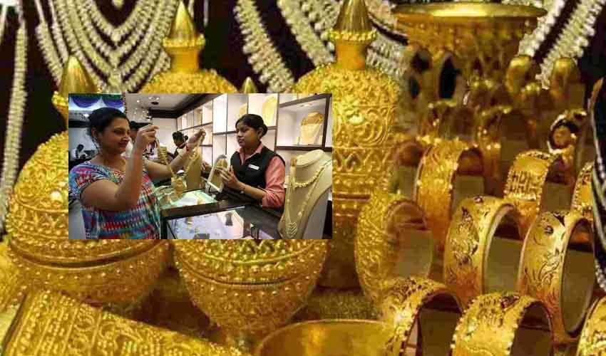 Gold Price : పసిడి ప్రియులకు బ్యాడ్న్యూస్.. వరుసగా రెండోరోజూ పెరిగిన ధర