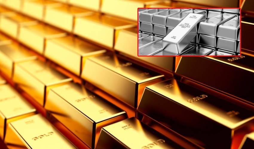 Gold Price today : స్వల్పంగా తగ్గిన బంగారం.. వెండి ధరలు