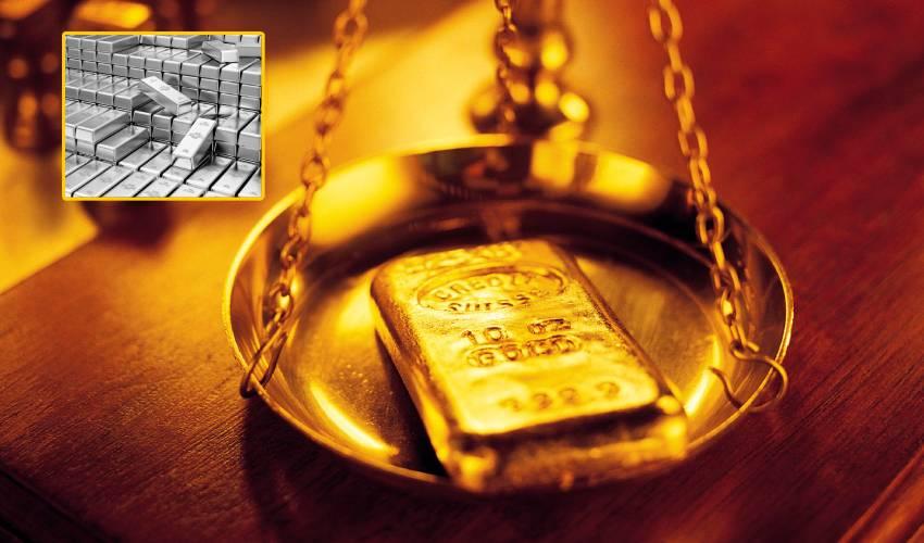 Gold Rate : శుభవార్త… భారీగా తగ్గిన బంగారం ధరలు