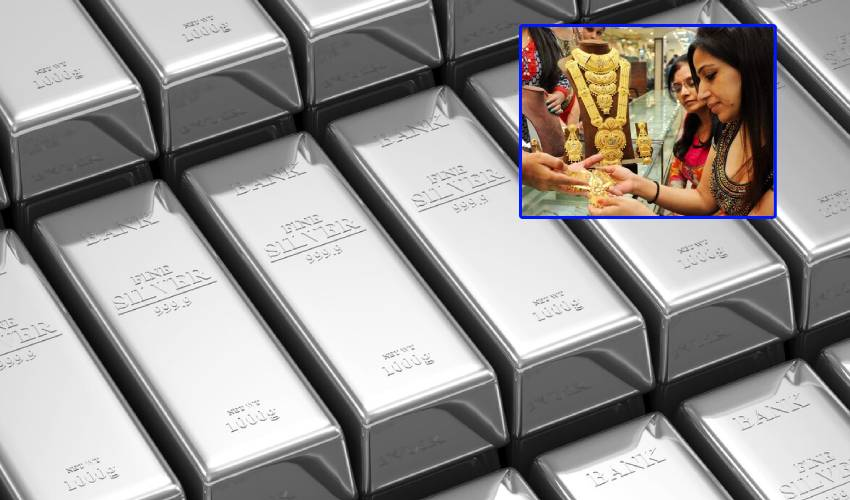 Gold Price: భారీగా పెరిగిన వెండి ధర.. అదే దారిలో బంగారం!
