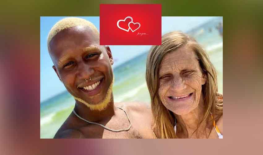 Grandma Love Story : ఆమెకు 61, అతడికి 24… ఆ ఇద్దరు ప్రేమలో పడ్డారు