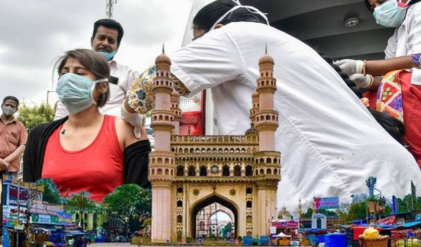 Fully vaccinated Hyd: హైదరాబాద్లో ప్రతీ ఒక్కరికీ వ్యాక్సిన్.. తెలంగాణ ప్రభుత్వం ఫోకస్!