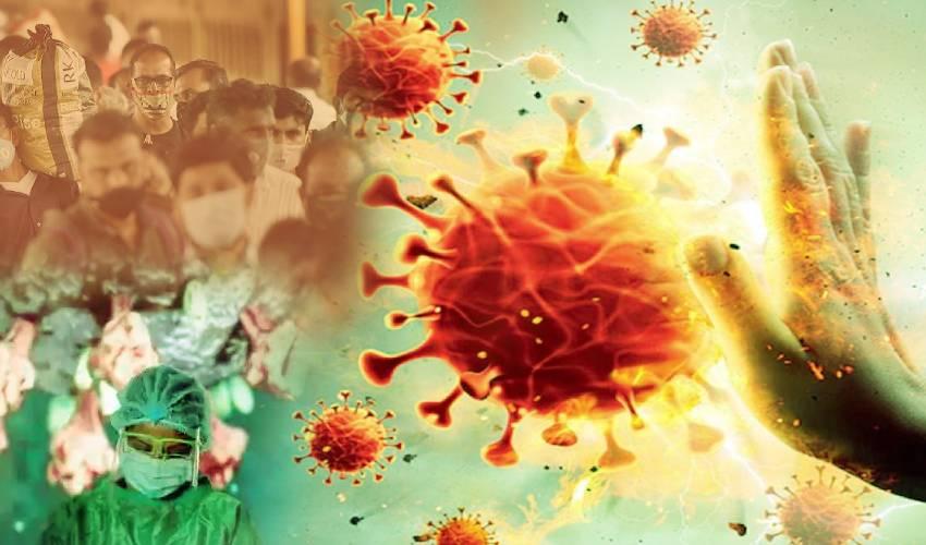 Third Covid Wave : భారత్లో అక్టోబర్, నవంబర్ మధ్య నెలల్లో గరిష్ఠానికి థర్డ్ వేవ్! : ఐఐటీ సైంటిస్ట్