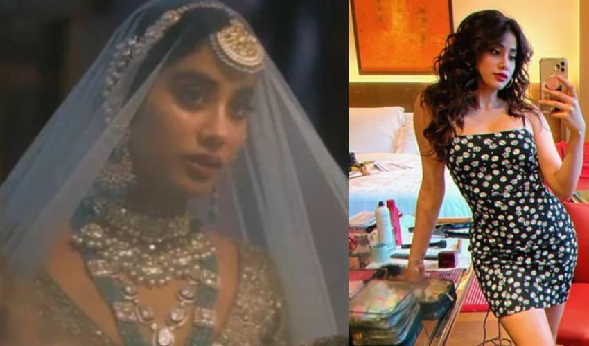 Janhvi Kapoor : శ్రీదేవి కూతురా.. మజాకా.. పెళ్లి గురించి ఓపెన్ అయ్యిందిగా..!