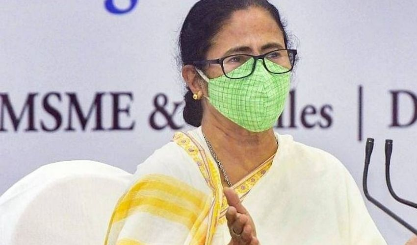 Mamata Banerjee : కన్నీళ్లు పెట్టుకున్న దీదీ