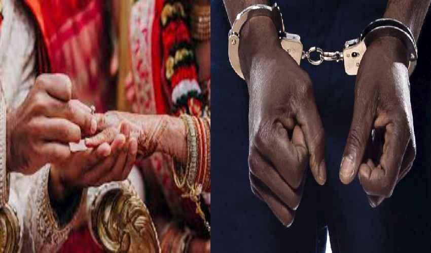Telangana Crime News : పెళ్లి పేరుతో వల ….హైదరాబాద్ యువతి నుంచి రూ.10 లక్షలు కాజేసిన నైజీరియన్