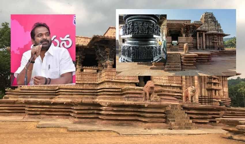 Ramappa Temple : రామప్ప దేవాలయ అభివృద్ధికి రూ.250 కోట్లు ఇవ్వండి : మంత్రి శ్రీనివాస గౌడ్