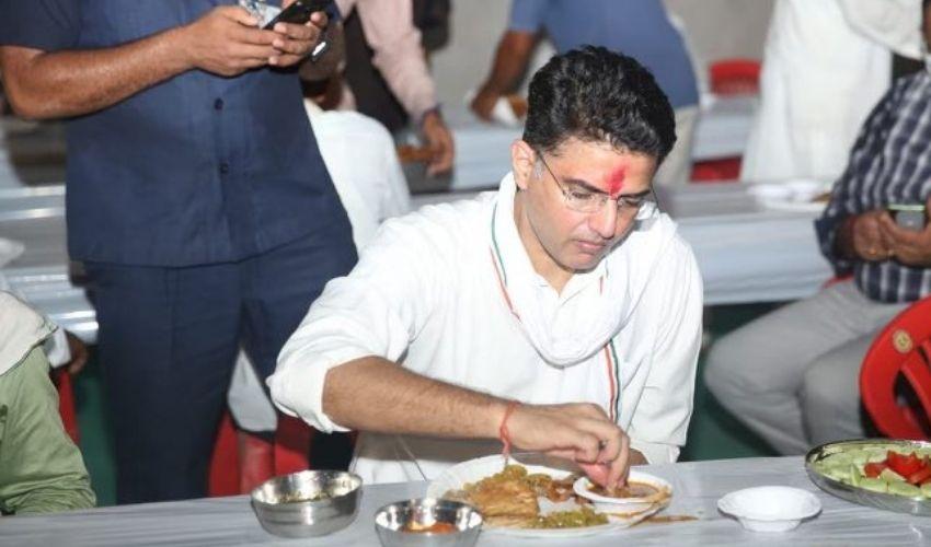 Sachin Pilot : ఎడారి రాష్ట్రంలో పొలిటికల్ హీట్..బీజేపీలోకి సచిన్ పైలట్?