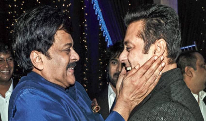Salman Khan : చిరుతో స్క్రీన్ షేర్ చేసుకోబోతున్న సల్లూ భాయ్..