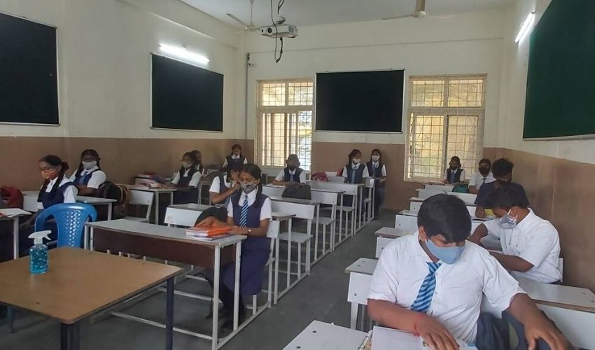 Online Classes: ఆన్లైన్ క్లాస్లకు అనుమతి నిరాకరించిన ప్రభుత్వం