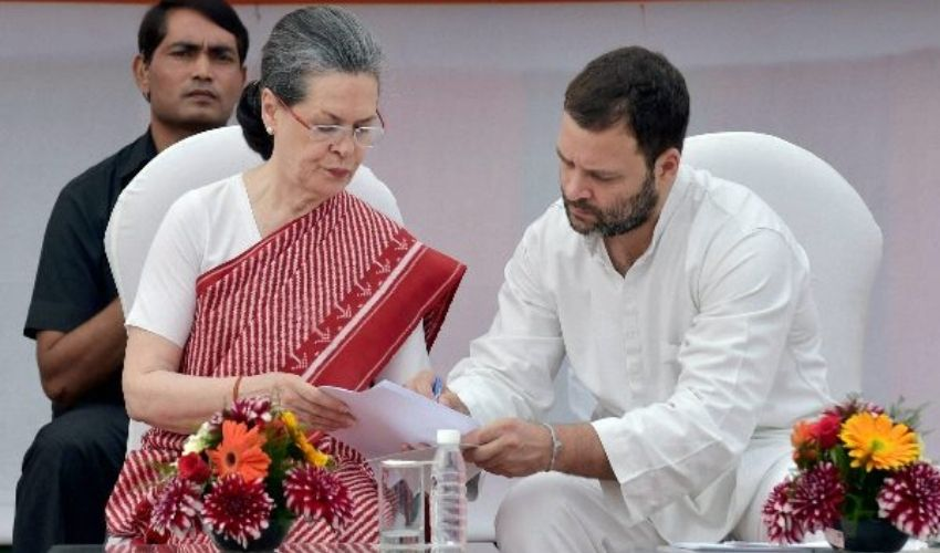 Sonia Gandhi: విపక్షాలతో సోనియా భేటీ.. ఆగష్టు 20న ముహూర్తం!