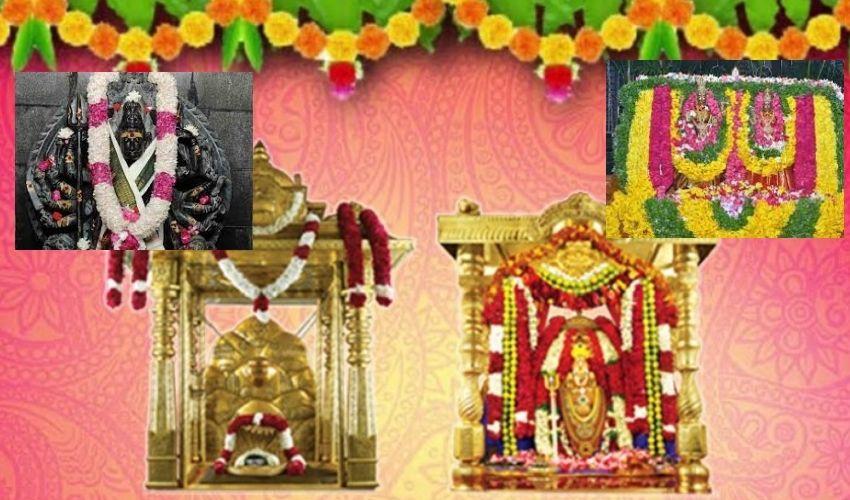 Srisailam : శ్రీశైలంలో సహస్ర దీపార్చన, వీరభద్రుడికి ప్రత్యేక పూజలు