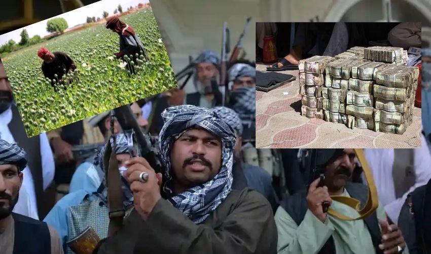 Talibans income : కళ్లు చెదిరే తాలిబాన్ల ఆదాయం..అంత ఆర్థిక బలం ఎలా వస్తోందంటే..