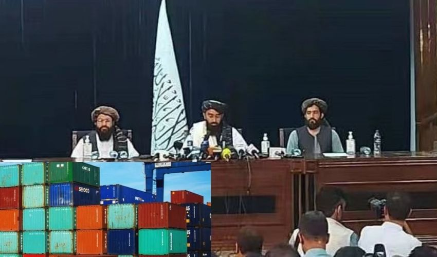 Afghanistan-India Trade : భారత్ తో ఎగుమతులు,దిగుమతులు నిలిపేసిన తాలిబన్