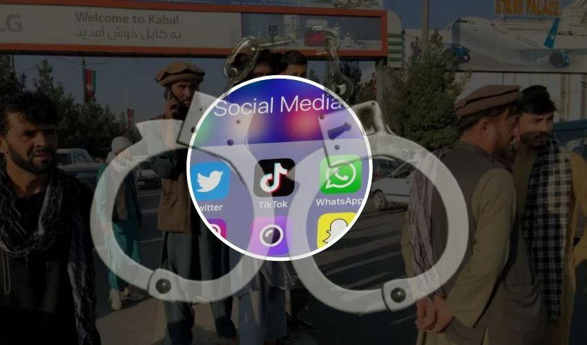 Taliban Posts: సోషల్ మీడియాలో తాలిబాన్ల పోస్టులు చేసిన 14మంది అరెస్ట్