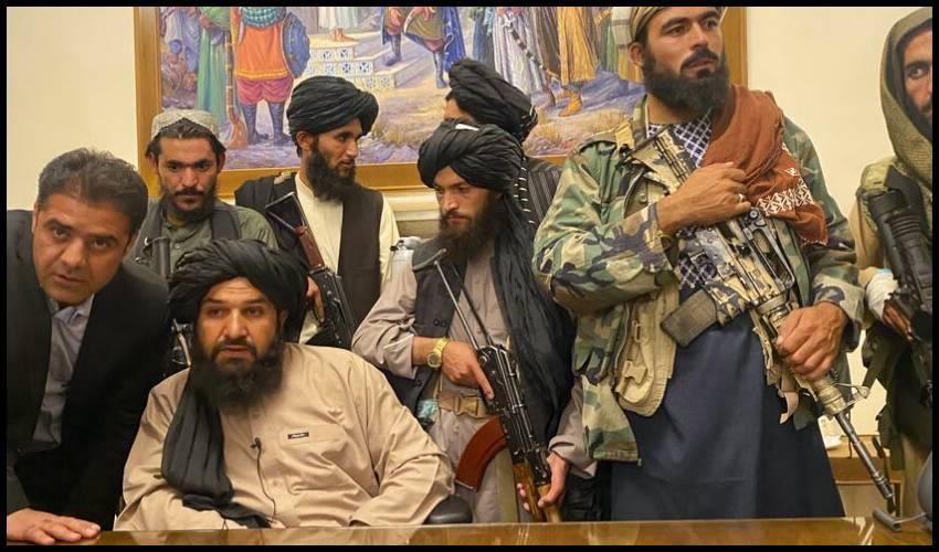 Taliban : అఫ్ఘాన్లో మళ్లీ తాలిబన్ల రాజ్యం!
