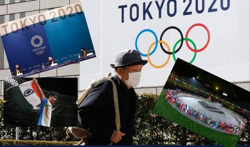 Tokyo Olympics Over : ముగిసిన టోక్యో ఒలింపిక్ క్రీడలు…ఏఏ దేశాలు ఎన్ని పతకాలు సాధించాయంటే