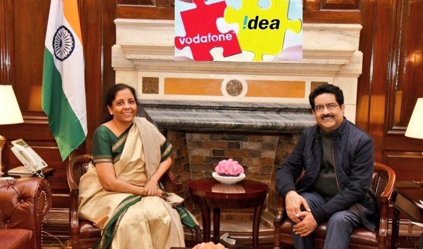 Vodafone Idea Stake : బిర్లా సంచలన నిర్ణయం..ప్రభుత్వం చేతికి వొడాఫోన్-ఐడియా!