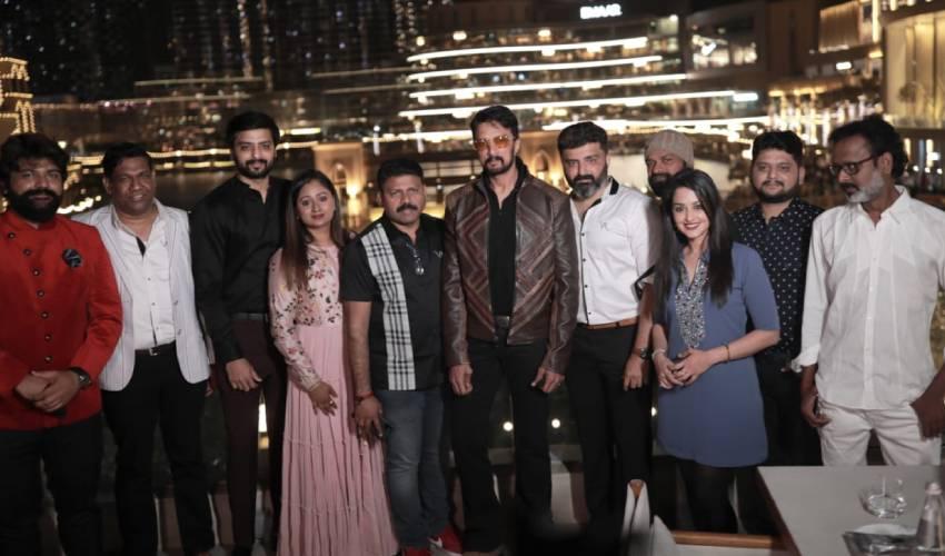 Vikrant Rona Team