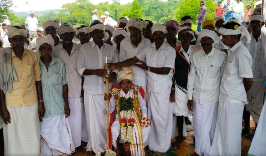 Viral News: తొమ్మిదేళ్ల బుడ్డోడు.. 427 గ్రామాలకు పెదరాయుడు!