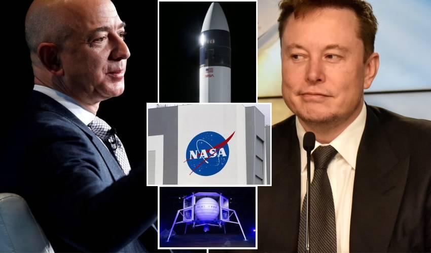 Jeff Bezos vs NASA : ప్రపంచ కుబేరుడు జెఫ్ బెజోస్ నాసాపై ఎందుకు దావా వేశారంటే?