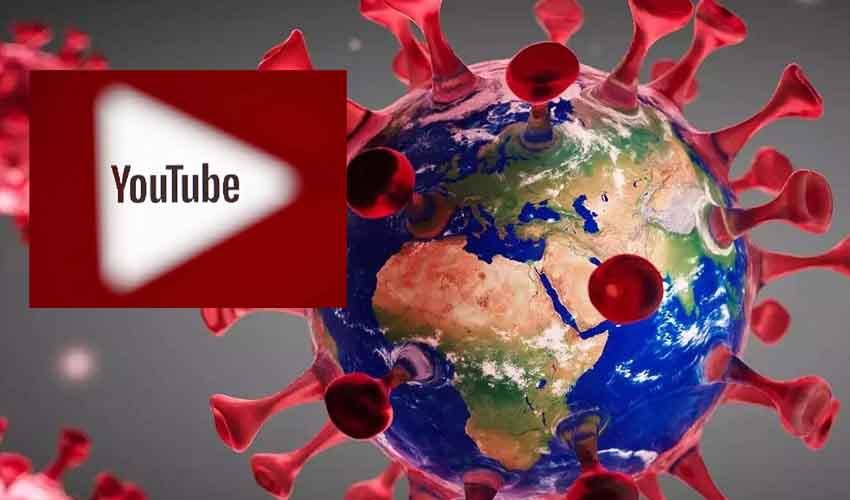 YouTube : 10లక్షలకు పైగా వీడియోలు తొలగింపు