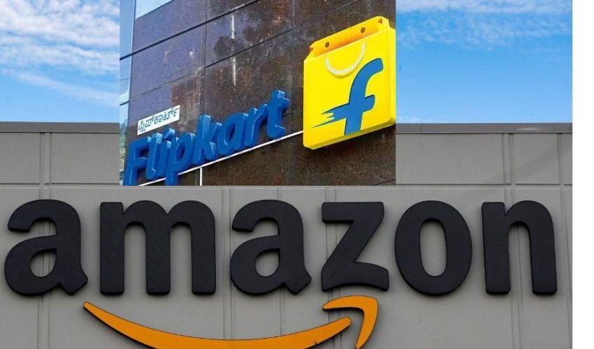 Amazon, Flipkart కంపెనీలకు సుప్రీంకోర్టులో ఎదురుదెబ్బ