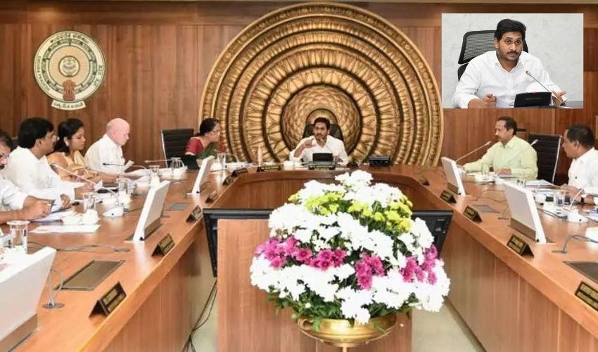 AP cabinet : ఏపీ కేబినెట్ కీలక నిర్ణయాలు