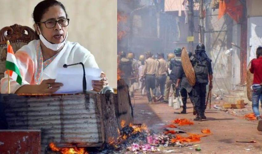 Calcutta HC : మమతకి  బిగ్ షాక్..ఎన్నికల ఫలితాల అనంతర హింసపై సీబీఐ దర్యాప్తు