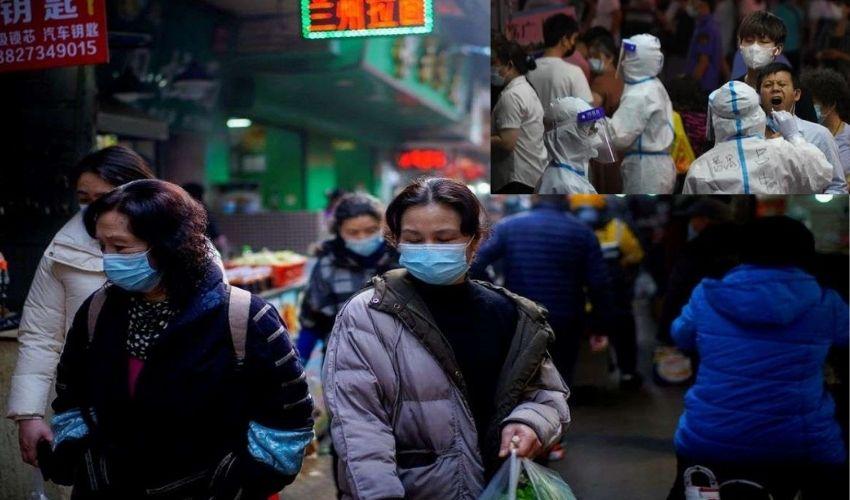 China Covid Cases : అత్యంత తీవ్రంగా..ఏడు నెలల తర్వాత చైనాలో పెరుగుతున్న కోవిడ్ కేసులు