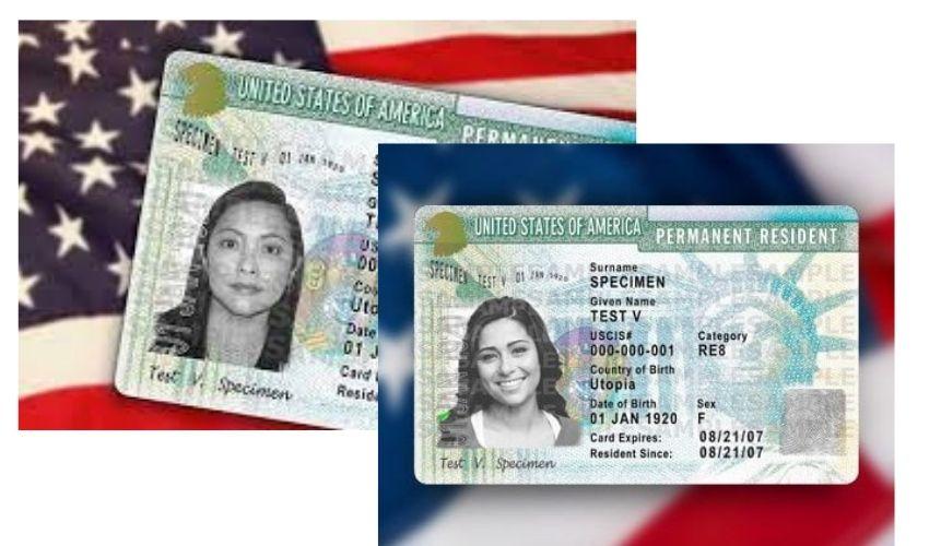 Green Card : అమెరికా గ్రీన్ కార్డుల జారీలో జాప్యం…పెండింగ్ లో లక్ష గ్రీన్ కార్డులు
