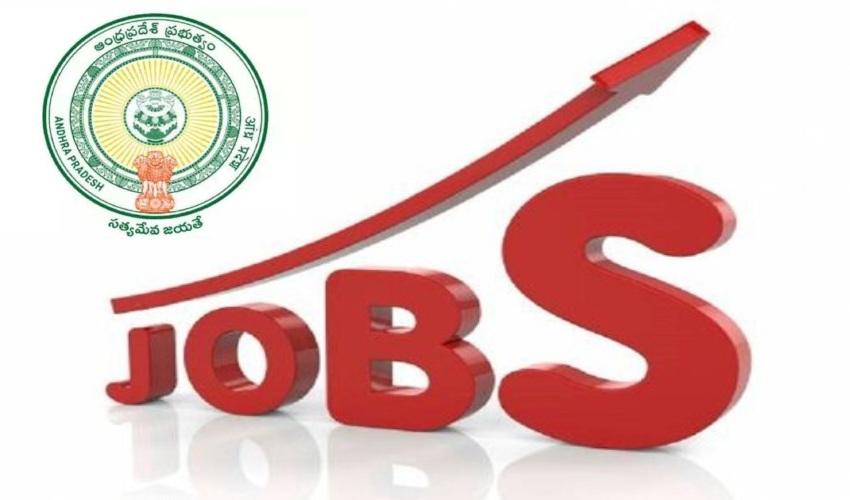 Job Notification : విశాఖ,కడప జిల్లాల్లో పోస్టుల భర్తీకి నోటిఫికేషన్