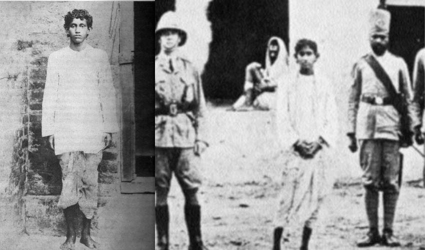 Khudiram Bose : చేతిలో భగవద్గీత.. చిరునవ్వుతో ఉరికంభం ఎక్కిన 18 ఏళ్ల ధీరుడు