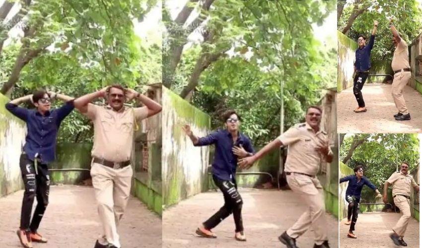 Mumbai Cop: ఈ పోలీసు డ్యాన్స్ కు జనాలు ఫిదా..