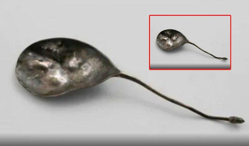 Spoon : 90 పైసల ఈ డొక్కు స్పూన్ రూ. 2 లక్షలకు అమ్ముడయింది