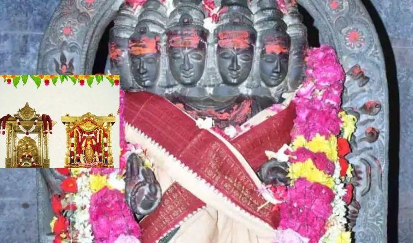 Srisailam : శ్రీశైలంలో కొనసాగుతున్న శ్రావణ మాస పూజలు