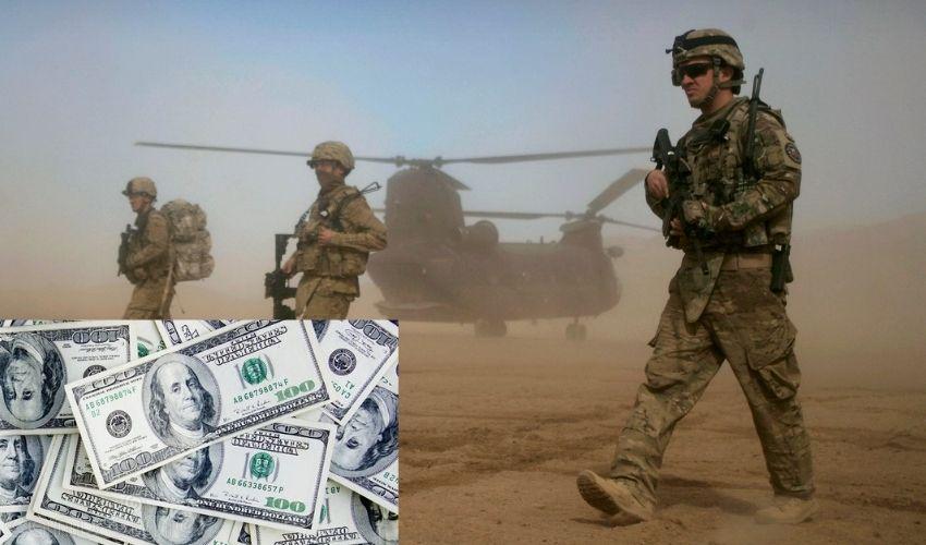 Afghan War Cost : అప్ఘాన్ యుద్ధానికి అమెరికా చేసిన ఖర్చు,ప్రాణ నష్టం ఎంతో తెలుసా