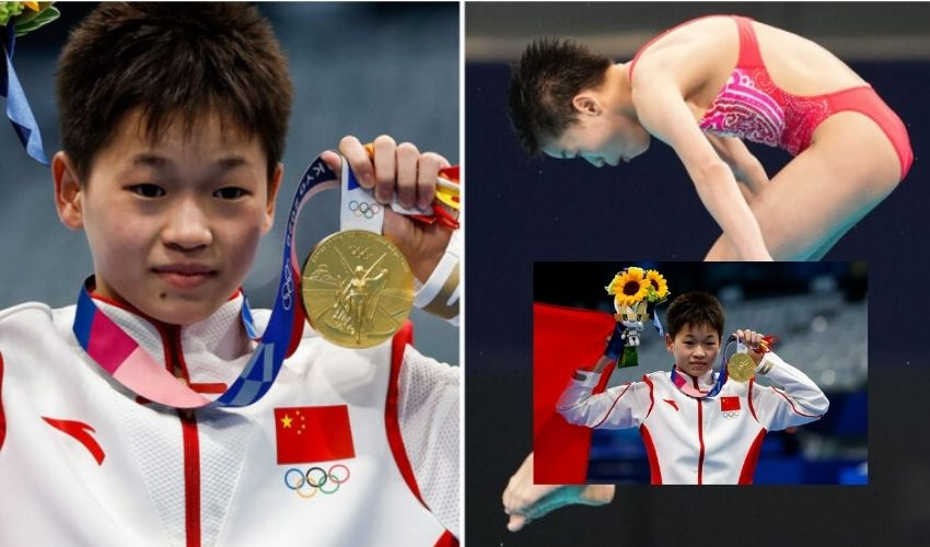 Quan Hongchan : అమ్మ కోసం..14 ఏళ్లకే ఒలింపిక్స్లో పసిడి పతకాన్ని సాధించిన చిన్నారి