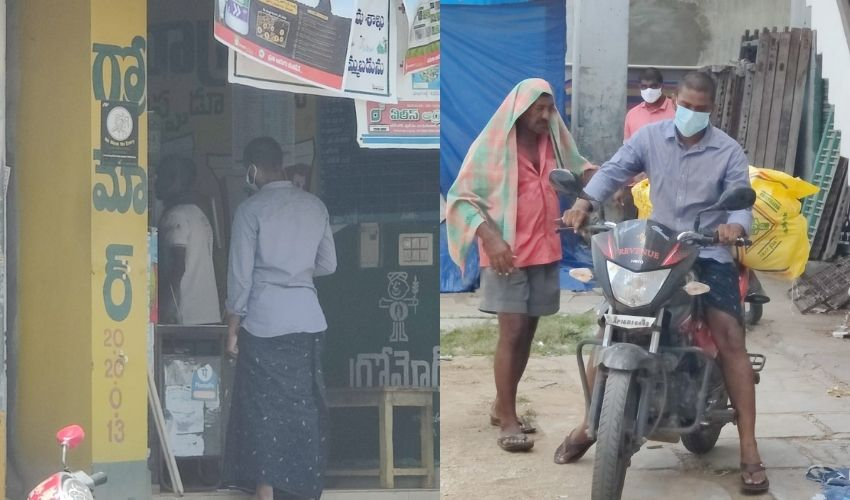 Vijayawada Sub-Collector : మారు వేషంలో విజయవాడ సబ్ కలెక్టర్..ఎరువుల షాపుల్లో తనిఖీలు