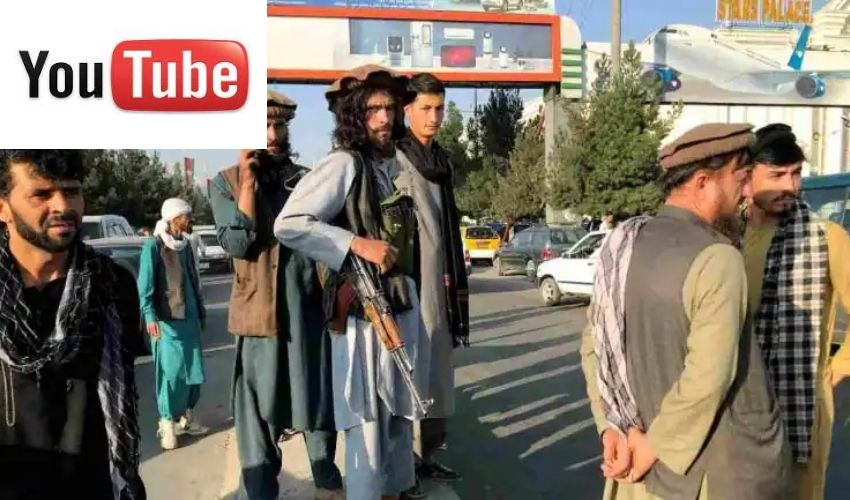 Taliban : తాలిబన్లపై యూట్యూబ్, వాట్సాప్ కీలక నిర్ణయం
