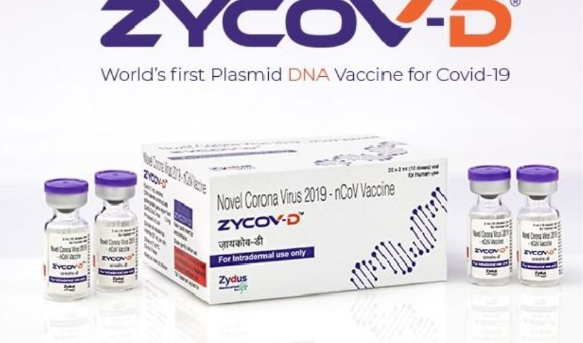 Vaccine Zycov-D : దేశంలో మరో వ్యాక్సిన్.. తొలి సూది రహిత టీకా