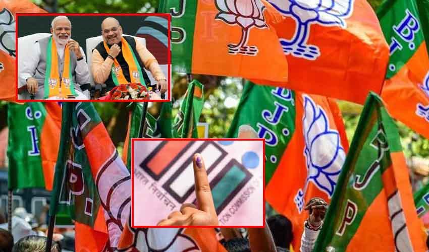 ABP Cvoter Survey : 5 రాష్ట్రాల ఎన్నికల్లో నాలుగు బీజేపీకే..!