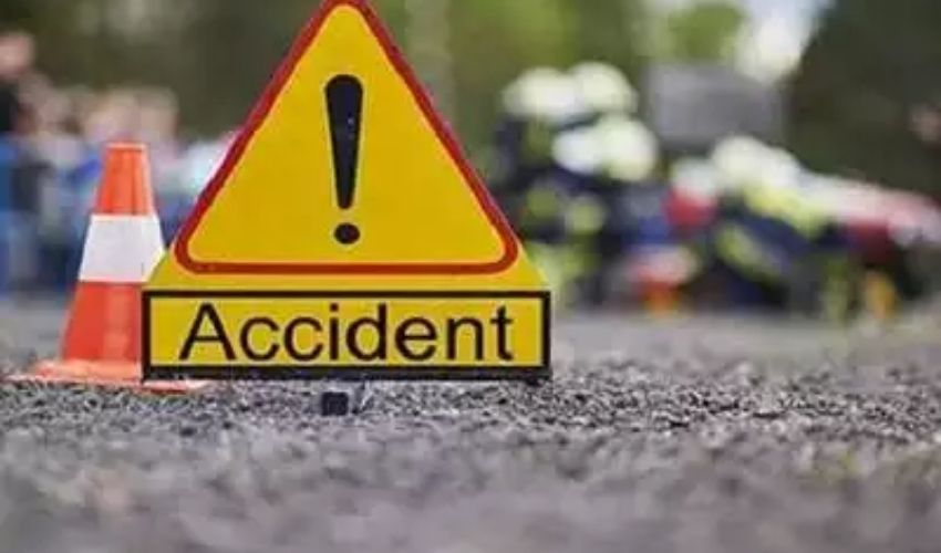 Accident : కర్నూలు జిల్లాలో రోడ్డు ప్రమాదం..ముగ్గురు మృతి